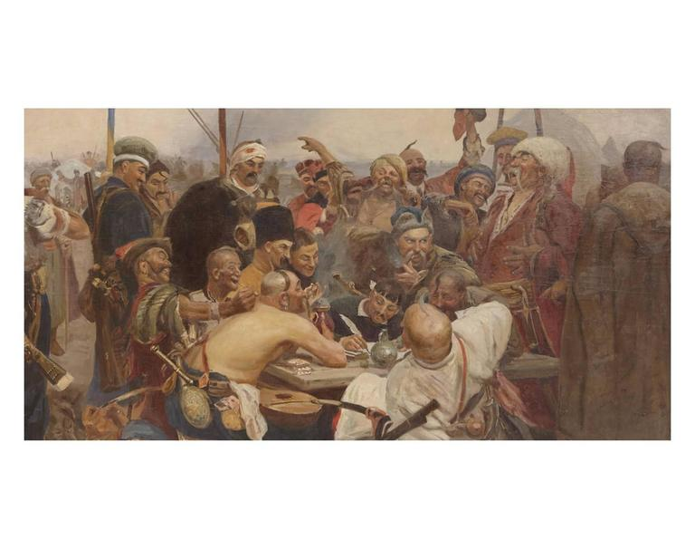 Reply Of The Zaporozhian Cossacks To Sultan Mehmed Iv
